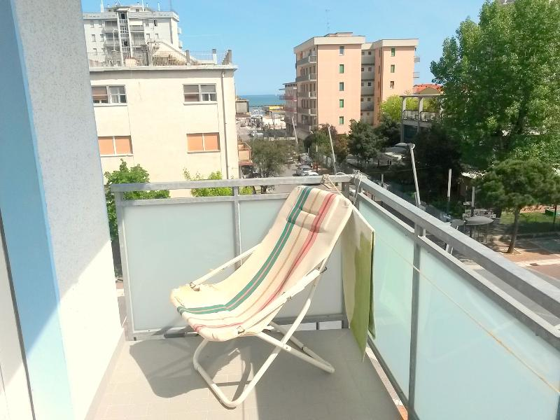 Comodo balcone