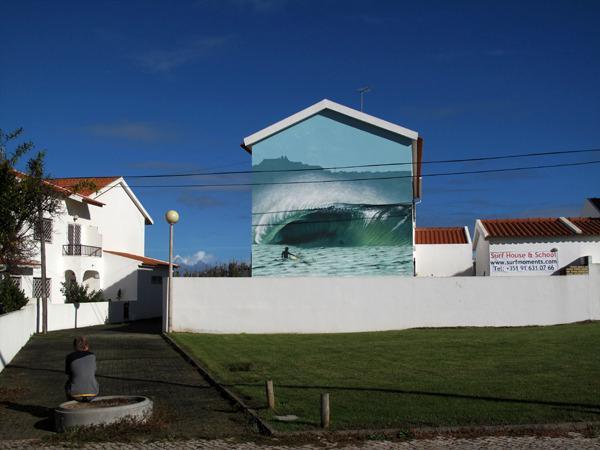 SurfMoments House & School   4505AL, location de vacances à Peniche