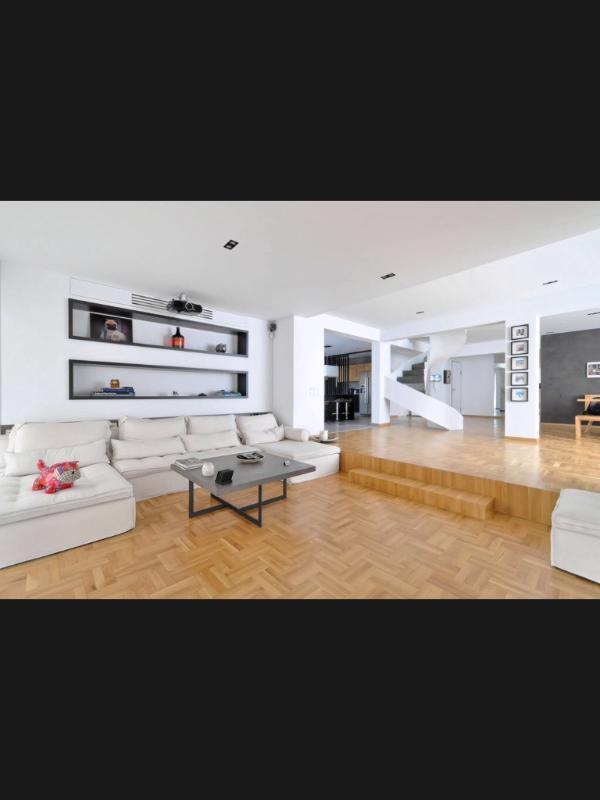 Luxurious Seaview Penthouse, location de vacances à Voula