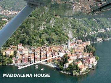 CASA MADDALENA  HOUSE  HISTORIC  CENTER VARENNA, vacation rental in Varenna