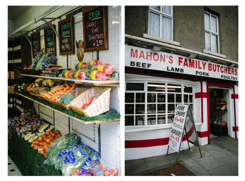 Local grocers/butcher