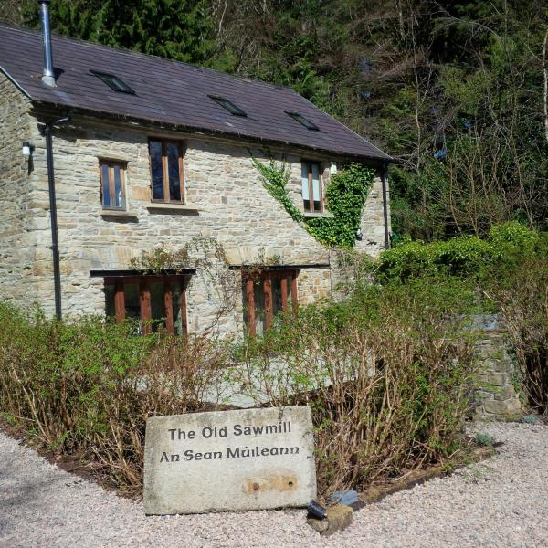 The Old Mill, holiday rental in Ballybofey