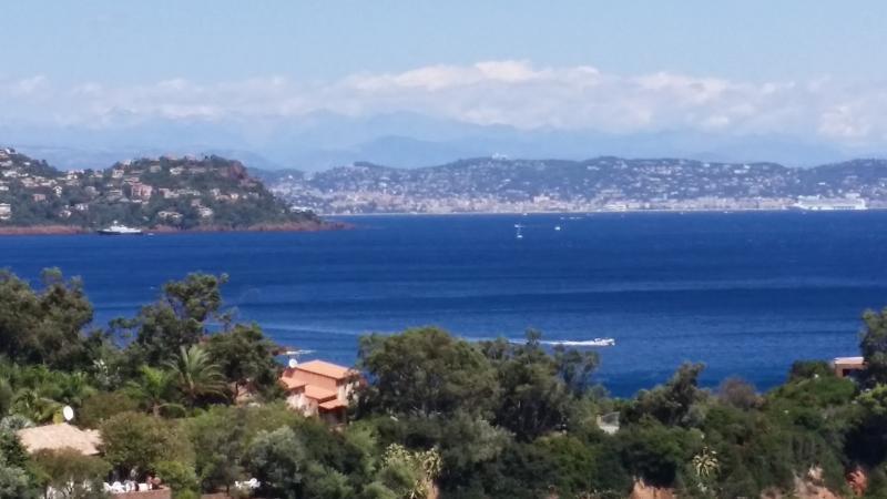 La baie de Cannes