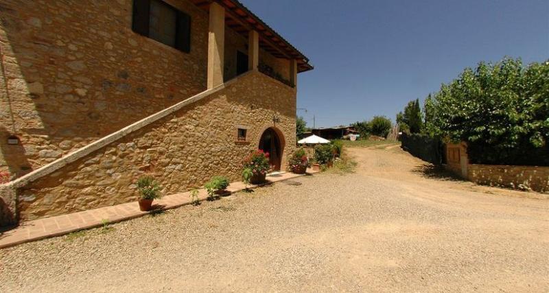 casa ai carfini, location de vacances à Staggia