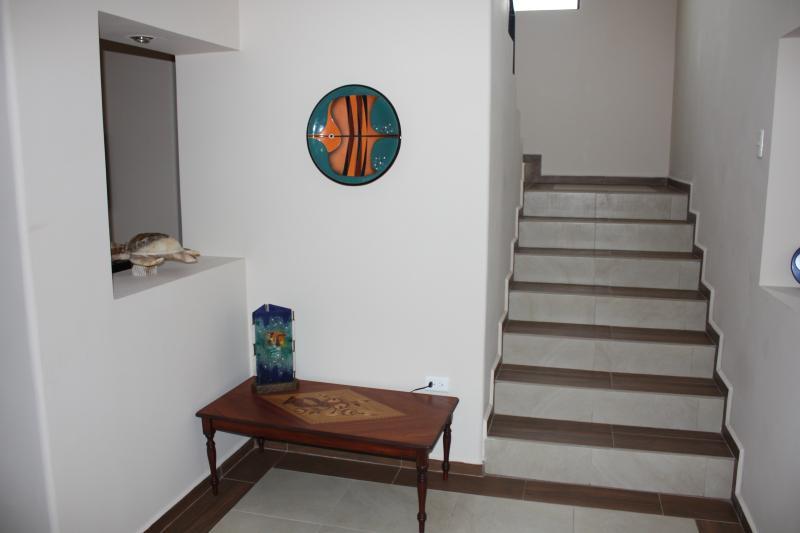 Ingang foyer