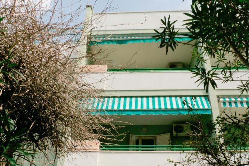 apartment façade