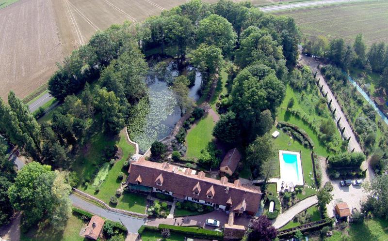Domaine de Ferchaud,  Chambres d'Hôtes,  Perche, location de vacances à Eure-et-Loir