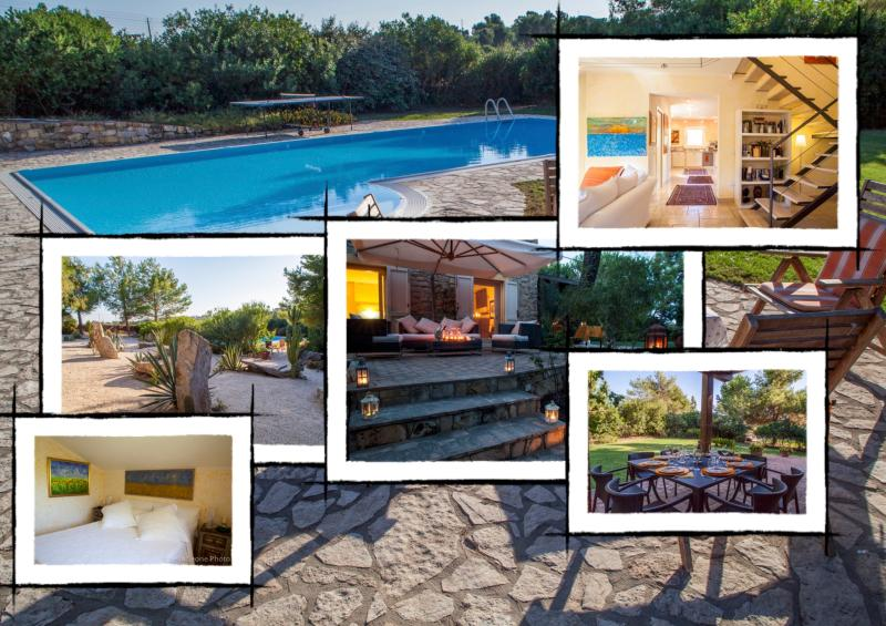 Sardinia, luxury villa with swimming pool (Italy), vakantiewoning in Carloforte