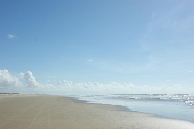 semi desert beaches