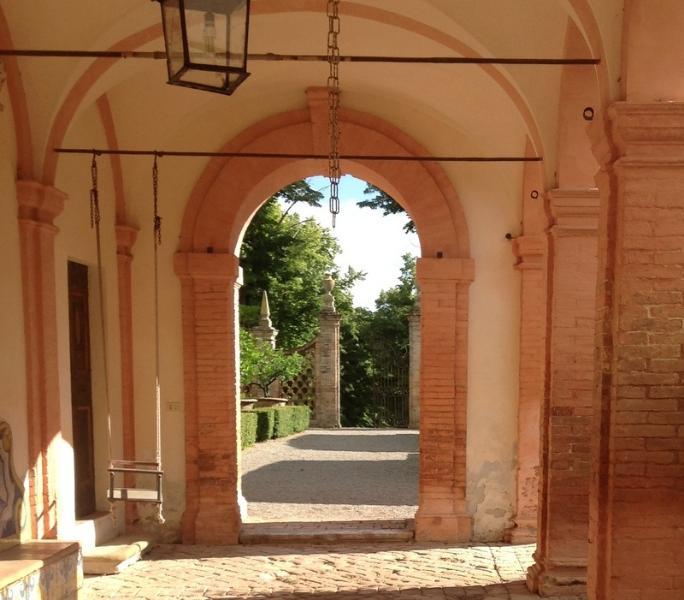 The portico