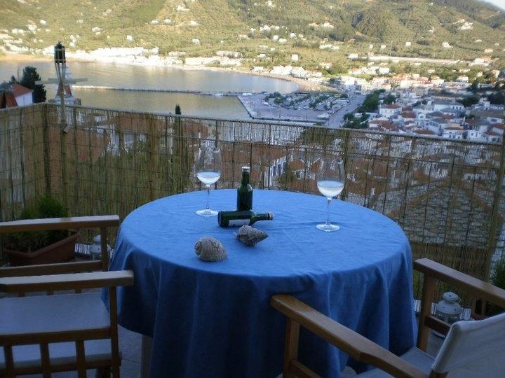 stamatis rooms skopelos, location de vacances à Ville de Skopelos