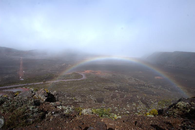L'incontournable volcan, Le Piton de la Fournaise