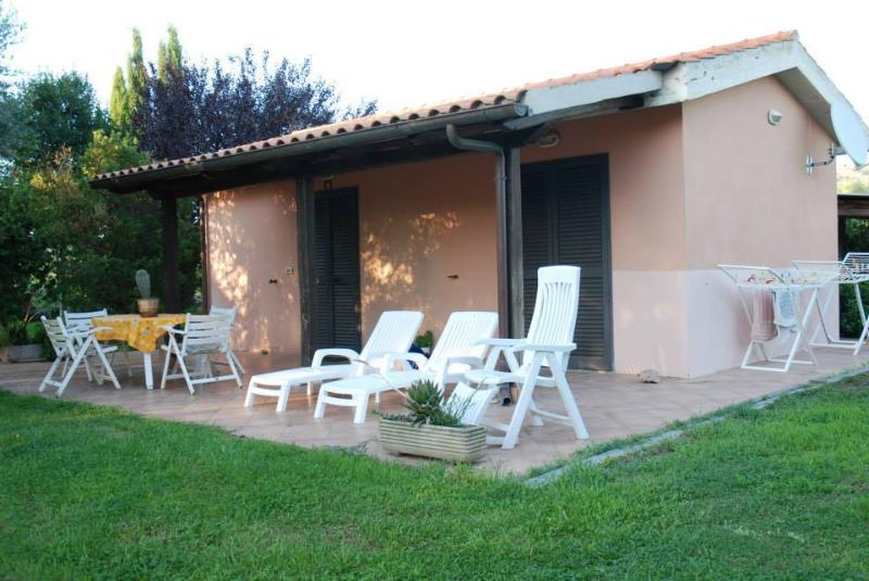 casa indipendente, vacation rental in Alberese