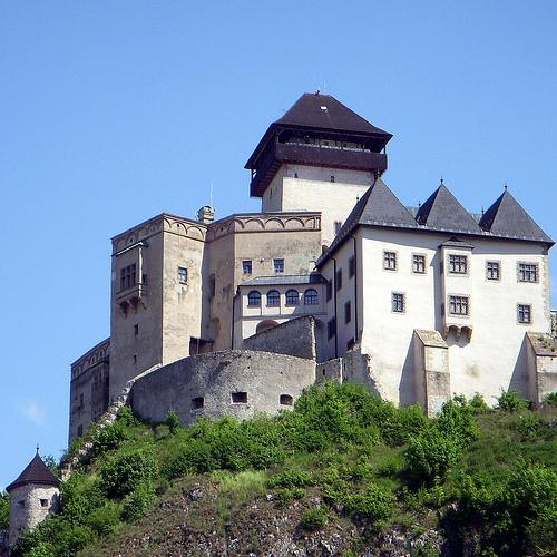 or two....... This one is in Trencin