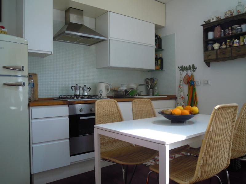 Sunny Mini Loft with Large Terrace, vacation rental in Brusuglio