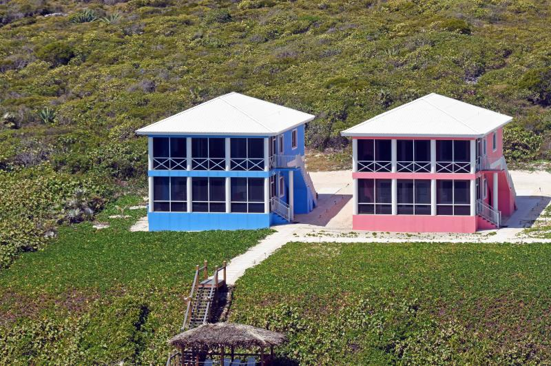 Blue Lagoon & Pink Conch 1 & 2 bedroom villas.