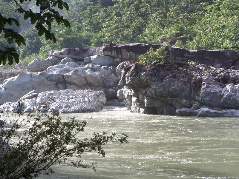 Scenic River House in La Ceiba, Honduras, vacation rental in La Ceiba