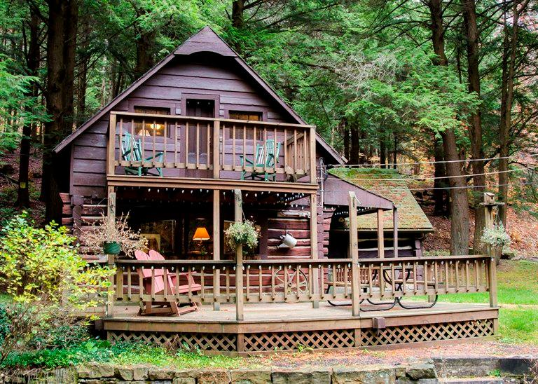 Your Cabin By The Stream, Close to Cherry Springs State Park