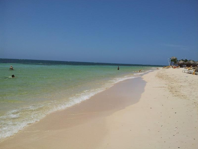 This is one of my favorite beach in Montego Bay Jamaica.