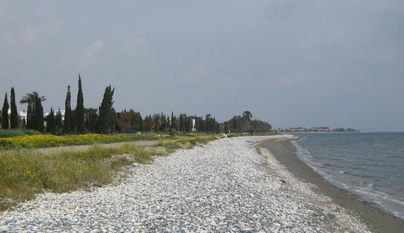 Holiday Beach House in Pervolia, Cyprus, vacation rental in Pervolia