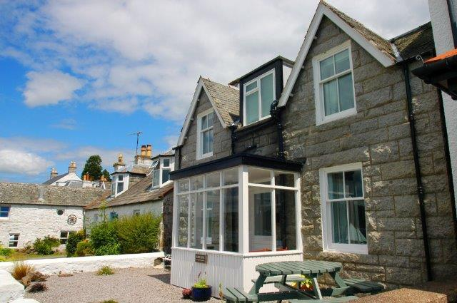 Seafront Holiday Cottage, Kippford, casa vacanza a Palnackie