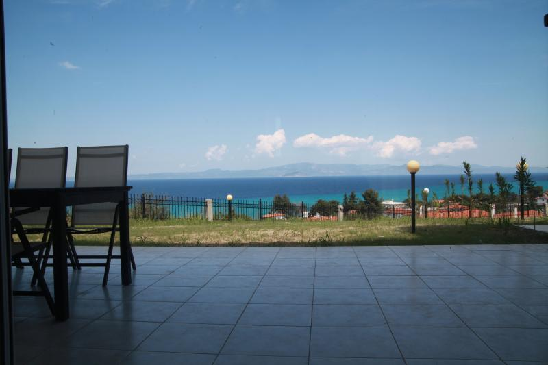 Vacation house in Halkidiki-2, location de vacances à Kassandra