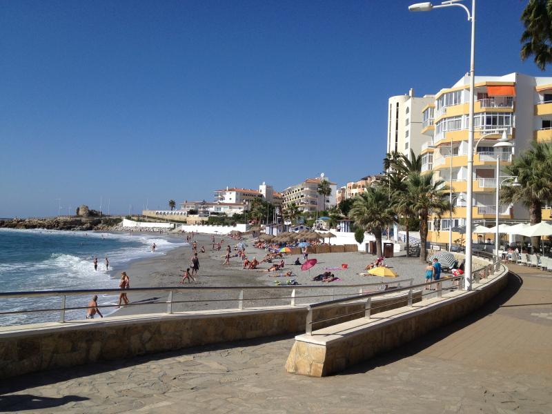 The Torrecilla Beach