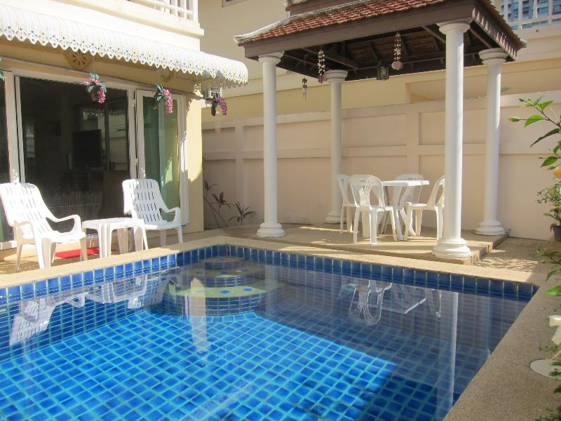 Your own private Swimming Pool and outdoor Terrace
