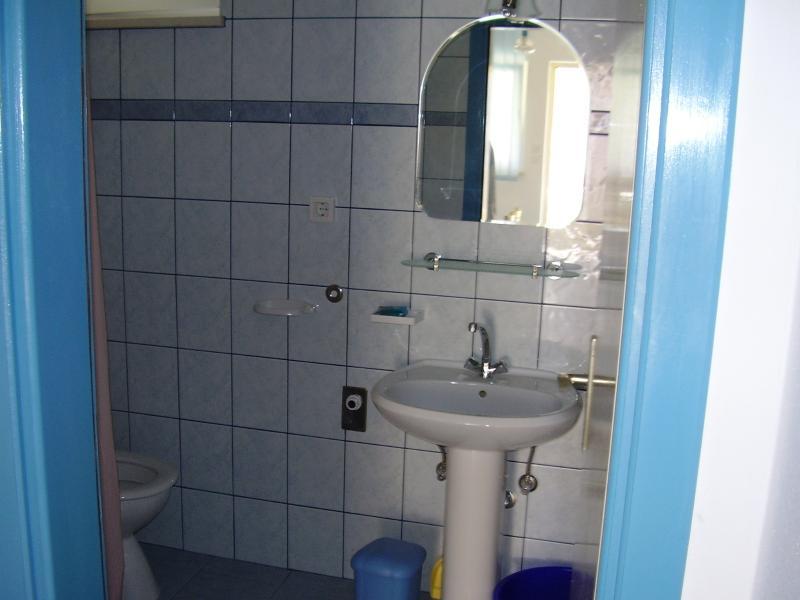 A1 Plavi (4): baño con inodoro