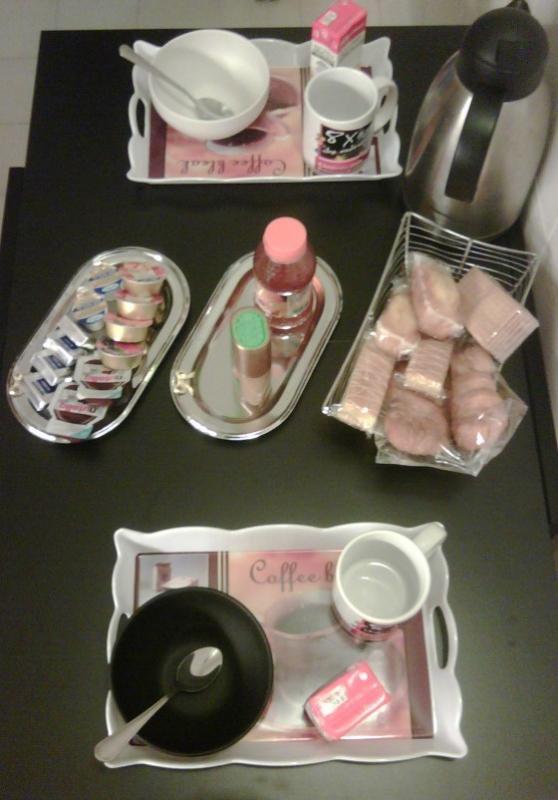 Exemple de petit déjeuner dans exemple selfmade/petit déjeuner