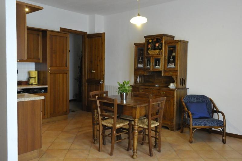 Antico Convento di Montepozzali Appartamento Noemi, vacation rental in Massa Marittima