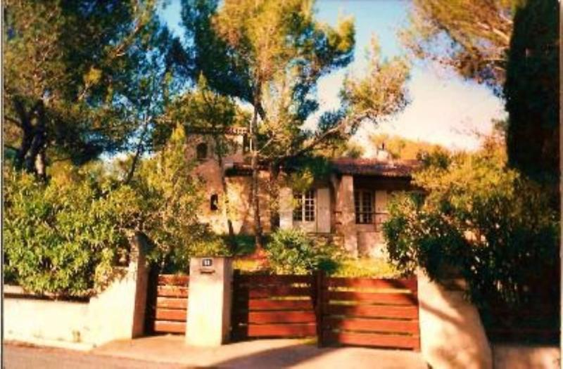 St Raphaël villa 4-11 personnes, calme, jardin, holiday rental in Saint-Raphael