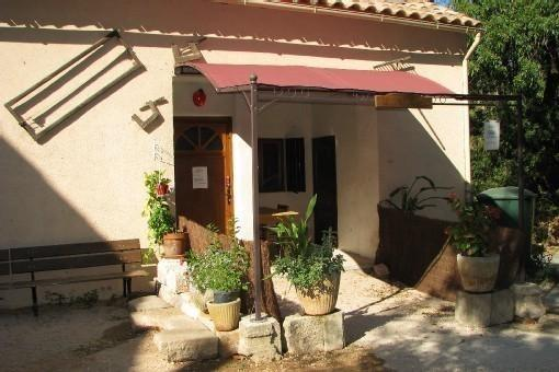 fishing cottage on a farm, holiday rental in Var