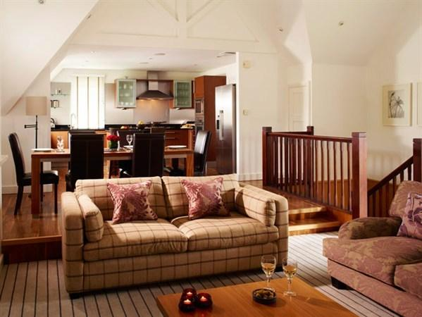 Luxury 4 bed holiday rental on Gleneagles estate, location de vacances à Dunning