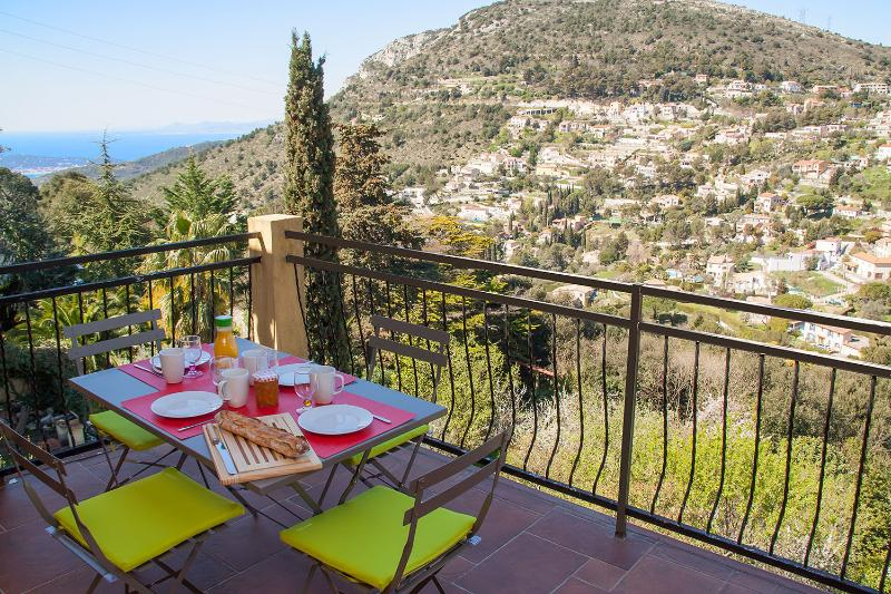 Villa Fiorini - apartment near Monaco Nice Menton, location de vacances à Alpes Maritimes