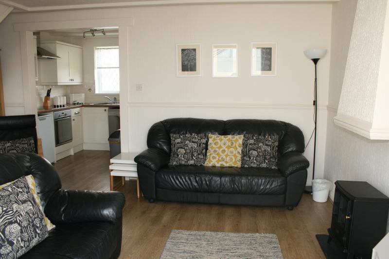 Saddlers Cottage Living Room