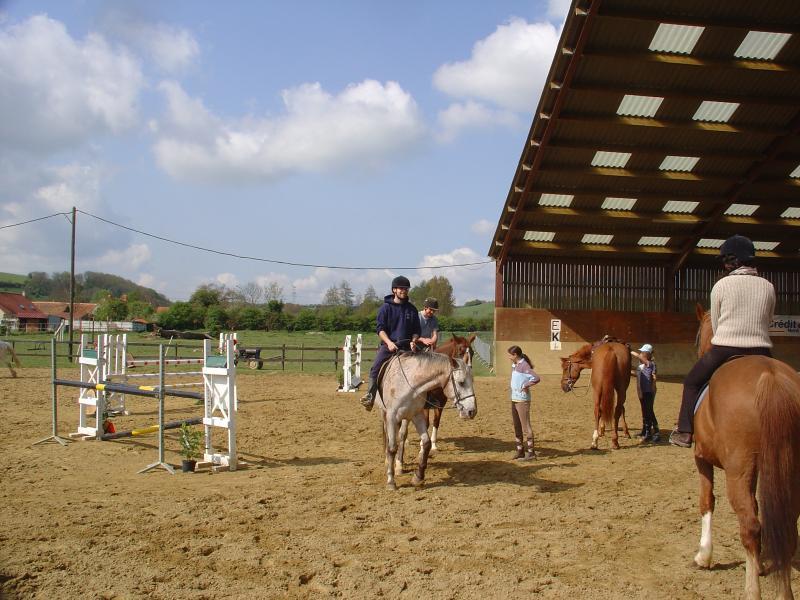 The Equestrian Center close to home