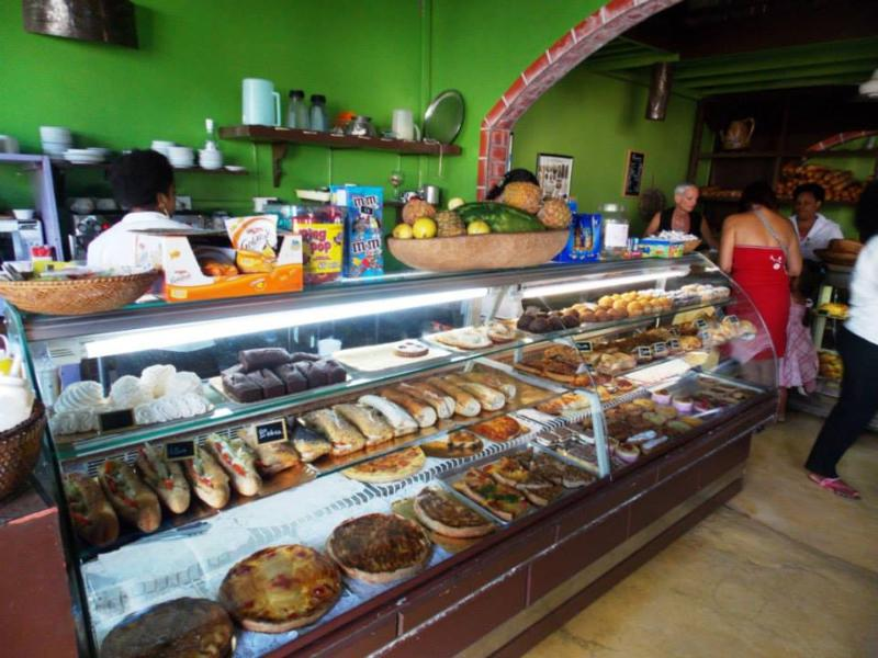 While in Las Terrenas Town don't forget to stop by the French Patisserie!