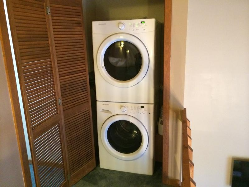 Brand new full sized Washer and Dryer.