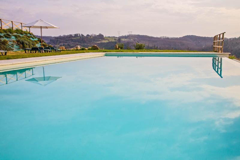 Borgo Amarrante Giardino Holiday house, holiday rental in Montaione