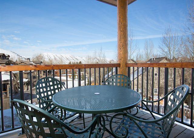 524 Lower Snow King Balcony