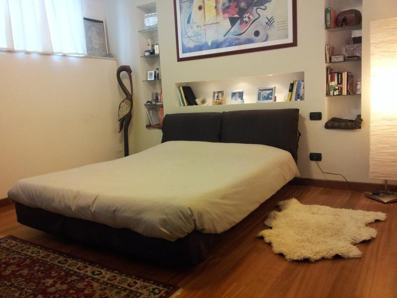 Milan close to Central station and metro lines, vacation rental in Brusuglio