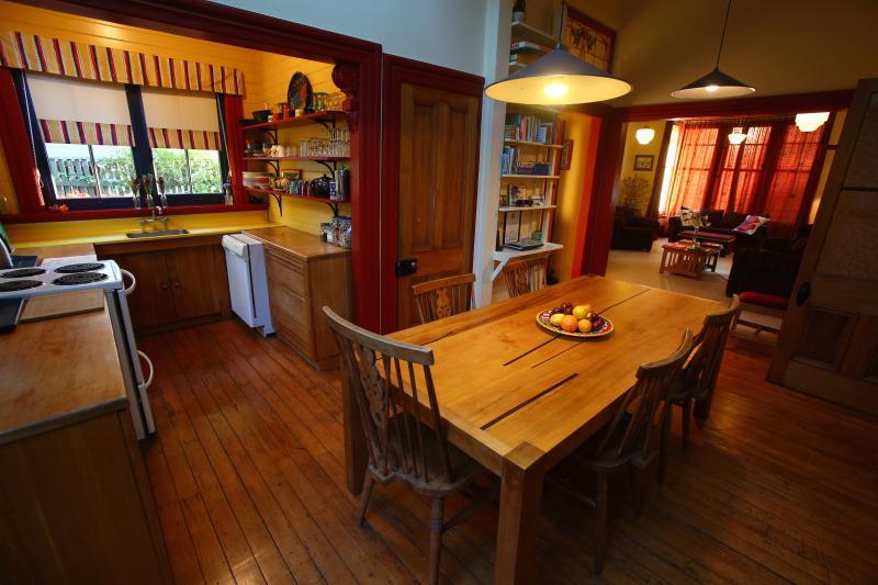 cocina/comedor/sala de estar