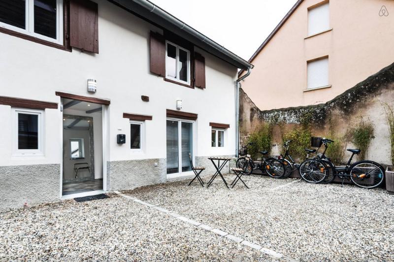 La Maisonnette Alsacienne, location de vacances à Strasbourg