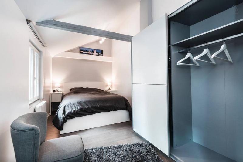 1er piso: dormitorio