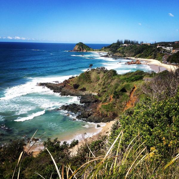 Localização de Port Macquarie - tiro