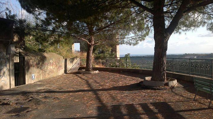 convento dei frati minori ; punto panoramico