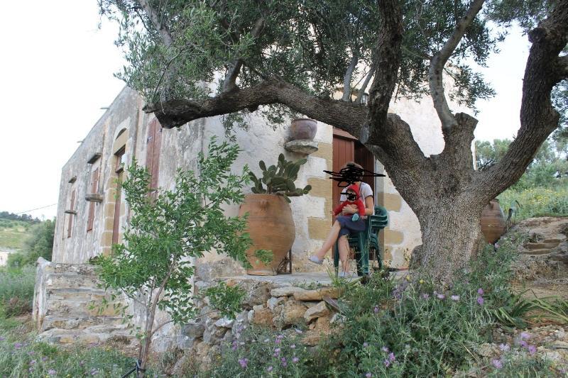 tsikalaria  tradional  holiday home  for  6 pepl, holiday rental in Kakopetros
