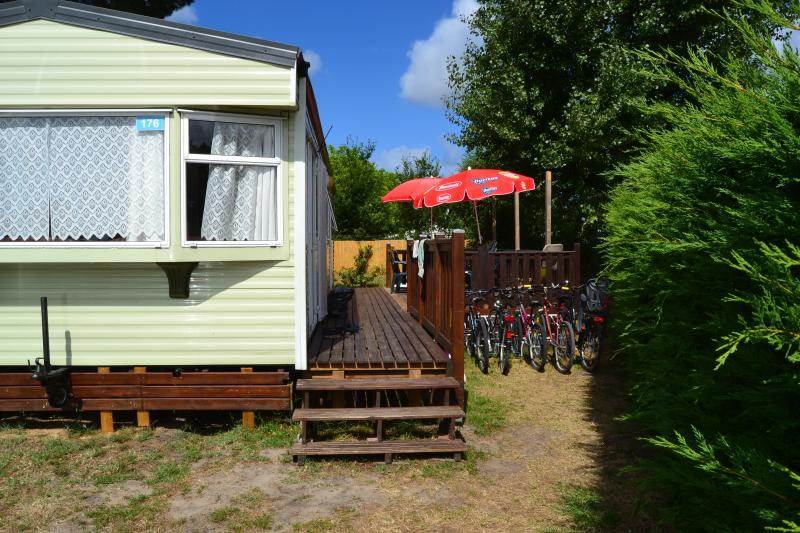 beautiful mobile home 40 m² with included cycling, clim