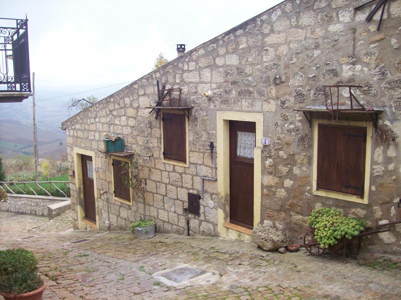 Borgo i Stritti, vacation rental in Petralia Soprana